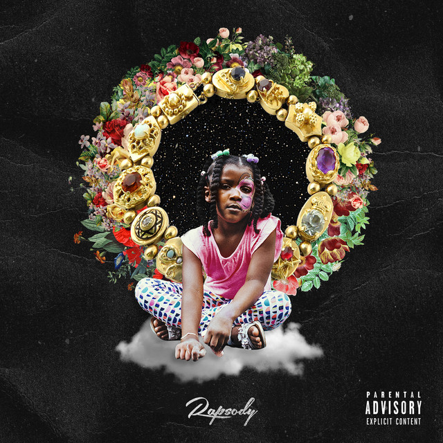 Album cover for Laila's Wisdom by Rapsody