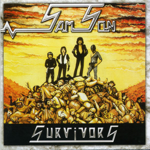 Samson Tomorrow or Yesterday - Alternative Recording cover