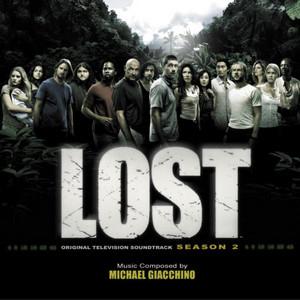 Lost Season 2 Albumcover