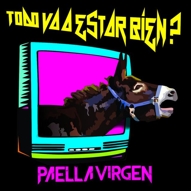 Paella Virgen
