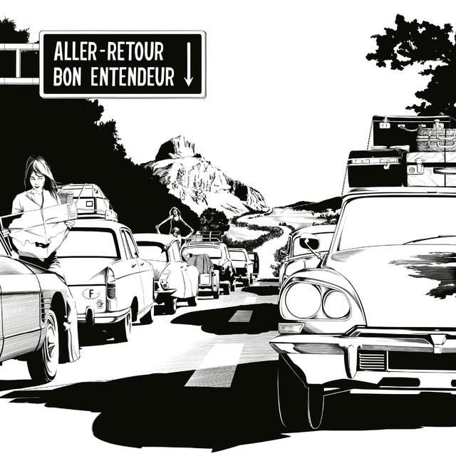 Album cover for Aller-retour by Bon Entendeur