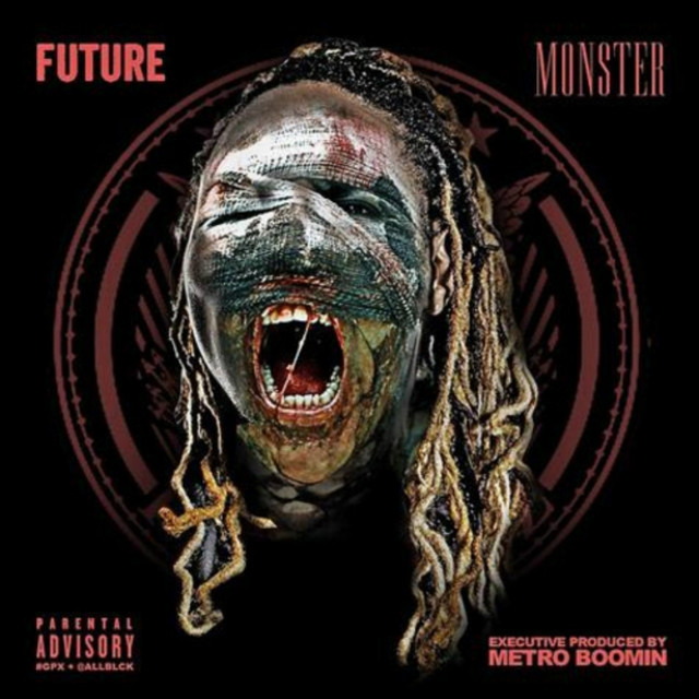 Album cover for Monster by Future