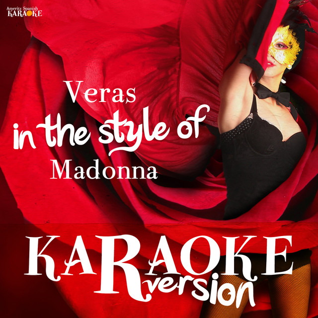 Veras (In the Style of Madonna) [Karaoke Version] - Single by