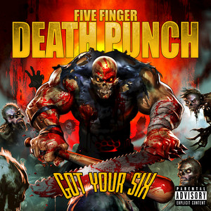 Five Finger Death Punch Got Your Six cover