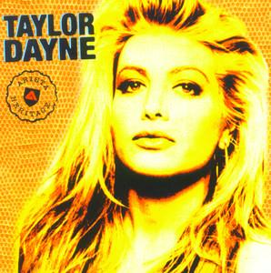 Arista Heritage Series: Taylor Dayne Albumcover