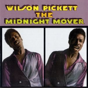 The Midnight Mover Albumcover