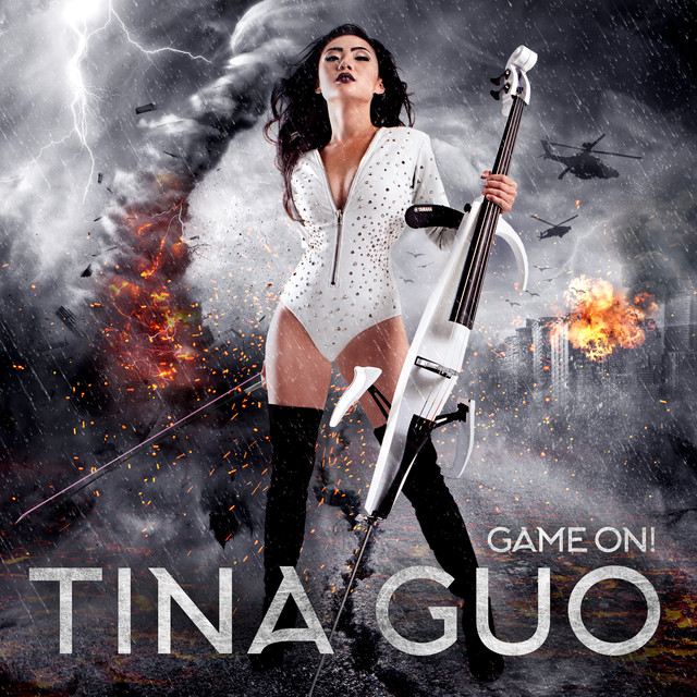 Album cover for Game On! by Tina Guo
