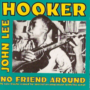 No Friend Around album