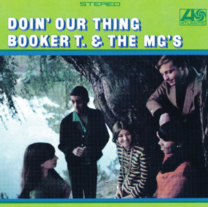 Booker T. & The MG's Let's Go cover