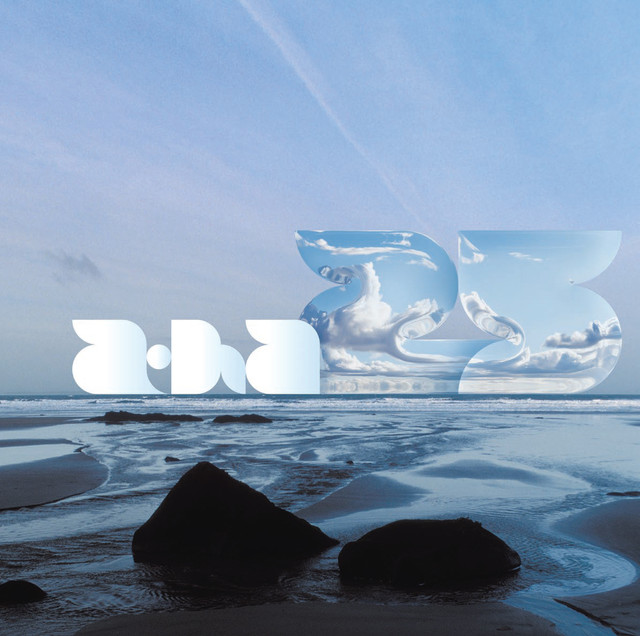 a-ha 25 album cover