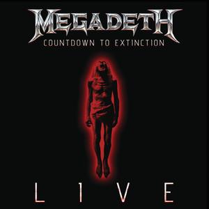 Countdown To Extinction: Live Albumcover