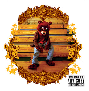 The College Dropout Albumcover