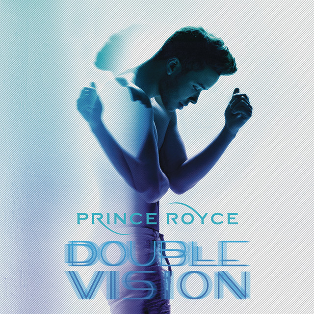 Prince Royce Double Vision album cover
