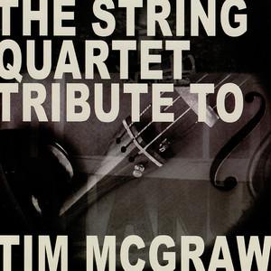 The String Quartet Tribute to Tim McGraw Albumcover