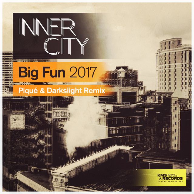 Big Fun 2017 (Piqué & Darksiight Remix)