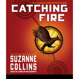 Catching Fire - The Hunger Games, Book 2 (Unabridged) Audiobook