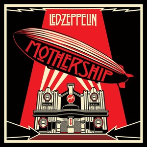Mothership Albumcover