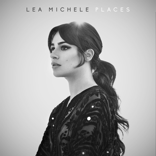 Album cover for Places by Lea Michele