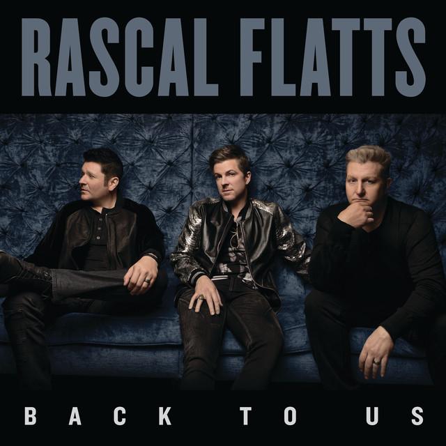 Rascal Flatts Back to Us album cover