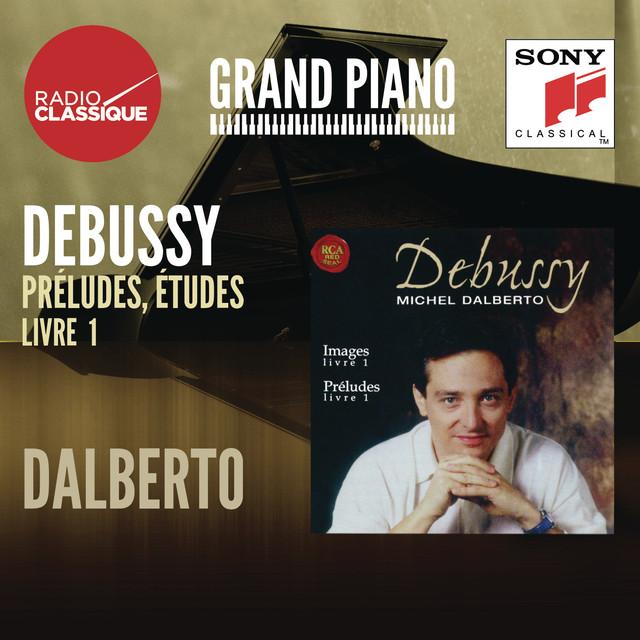 Debussy: Images, Préludes - Dalberto Albumcover