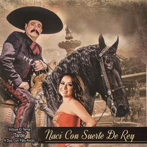 Naci Con Suerte de Rey Albumcover