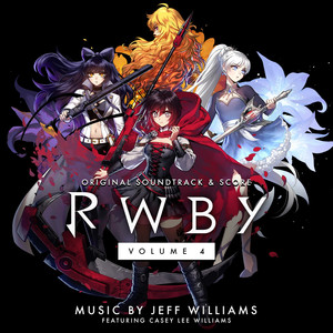 Rwby, Vol. 4  - Jeff Williams