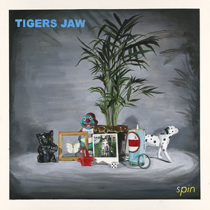 Album cover for spin by Tigers Jaw