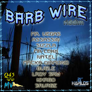 Barb Wire Riddim album