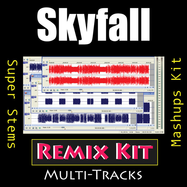 Skyfall (75 BPM Electric Guitars Only), a song by REMIX Kit on Spotify