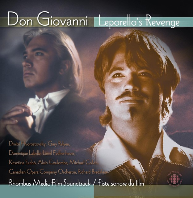 Mozart: Don Giovanni - Leporello's Revenge (Soundtrack) Albumcover