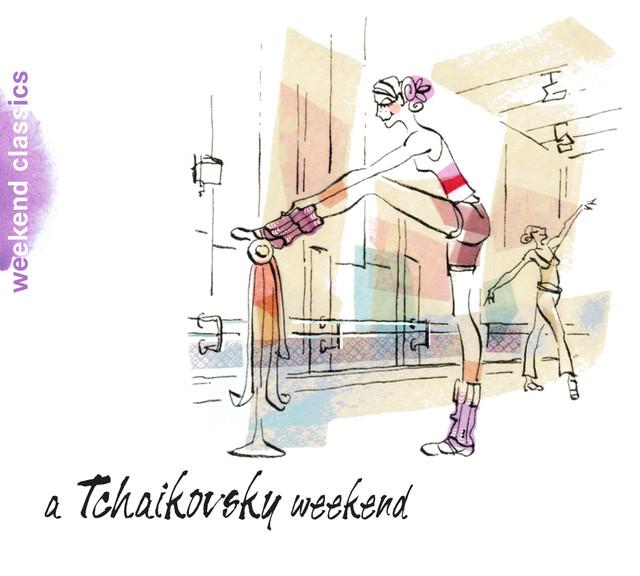 A Tchaikovsky Weekend Albumcover