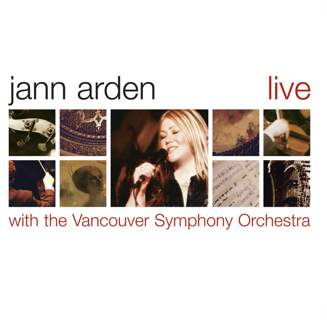 Jann Arden - Live with the VSO