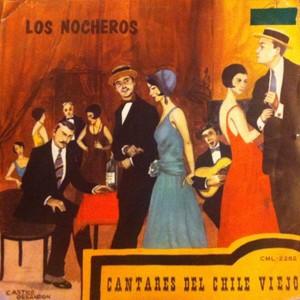 Cantares de Chile Viejo Albumcover