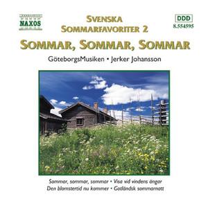 Evert Taube, Bengt Magnusson, Jerker Johansson, Göteborg Wind Orchestra Så skimrande var aldrig havet cover