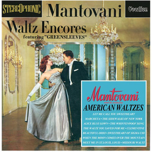 Waltz Encores & American Waltzes album