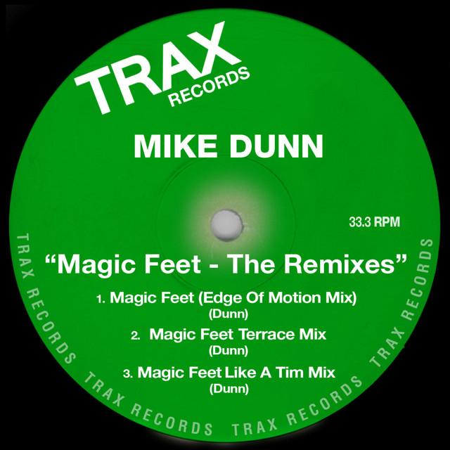 Magic Feet - The Remixes
