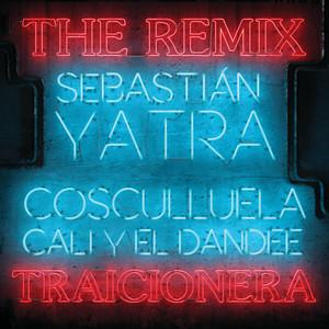 Traicionera (Remix) Albümü