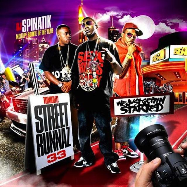 Various Artists Street Runnaz 33 album cover