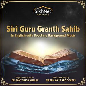 Siri Guru Granth Sahib (In English with Soothing Background Music)