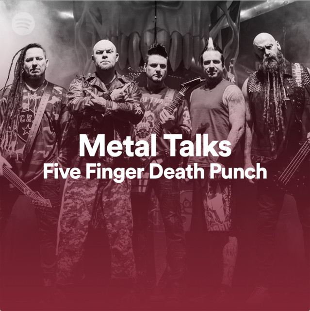Metal Talks: Five Finger Death Punch
