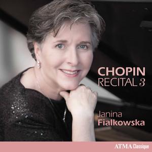 Chopin Recital, Vol. 3 Albümü