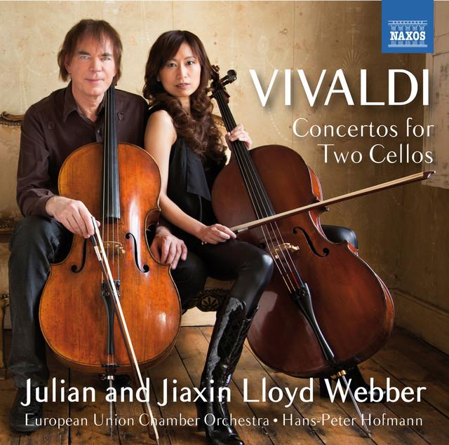 Vivaldi: Concertos for 2 Cellos Albumcover