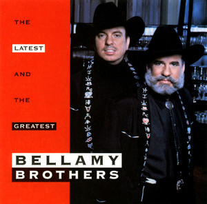 The Bellamy Brothers She's Gone With the Wind cover