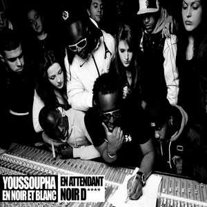 En noir & blanc (En attendant Noir D****) Albumcover