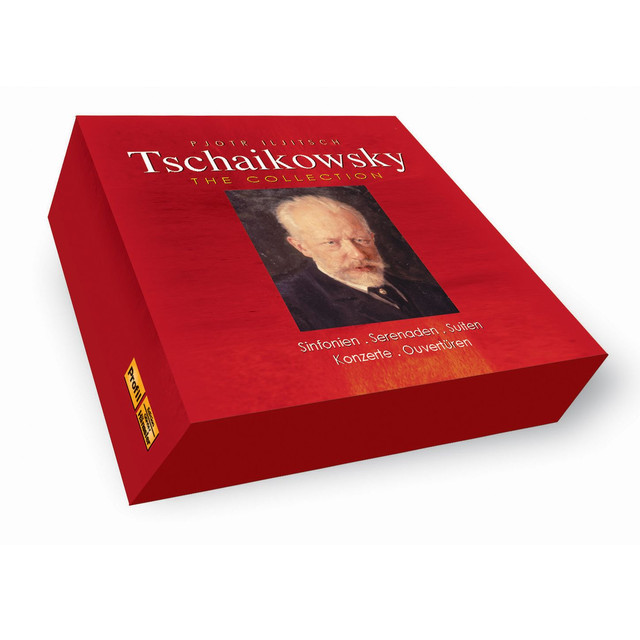 Best of Tschaikowsky Albumcover