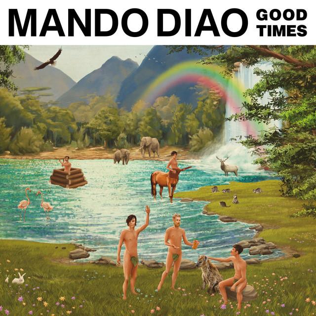 Mando diao slapper nytt album 1
