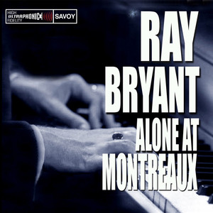 Alone At Montreaux album