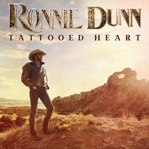 Ronnie Dunn Tattooed Heart cover