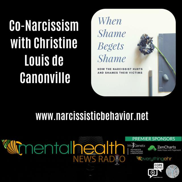 Co-Narcissism with Christine Louis de Canonville, an episode from