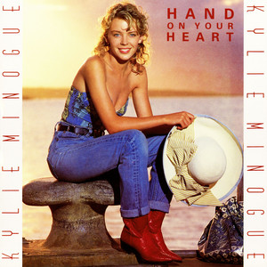 Kylie Minogue Hand on Your Heart - 7